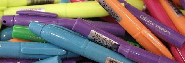 ปากกาสี