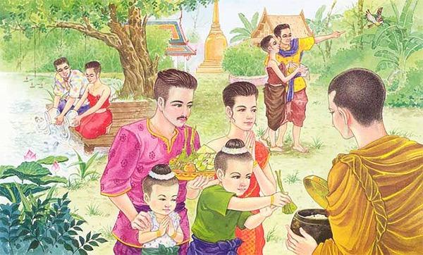 วันสำคัญของไทยตามประเพณี