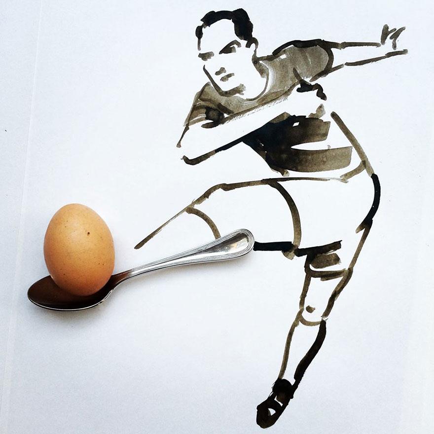 spoon-egg