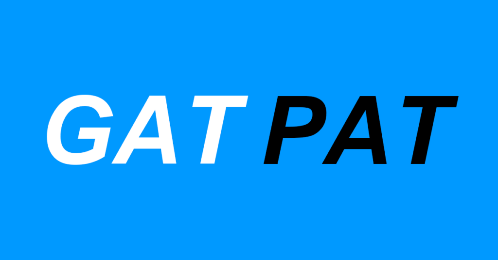 gat pat คืออะไร
