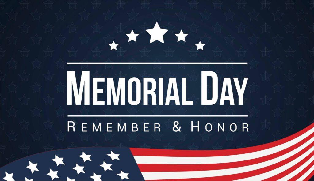 วัน memorial day