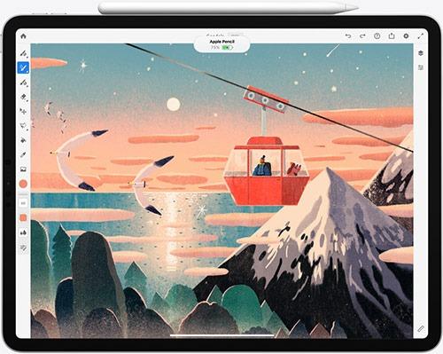 Apple iPad Pro เหมาะสำหรับเรียนออนไลน์